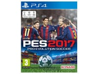 PS4 Used Game: Pro Evolution Soccer 2017