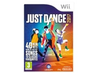 Just Dance 2017 - Wii Game