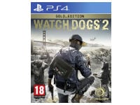 Watch Dogs 2 Gold Edition - PS4 Game