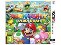 Mario Party: Star Rush - 3DS/2DS Game