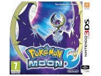 Pokemon Moon - 3DS/2DS Game