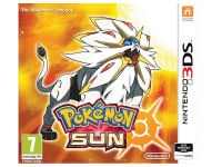 Pokemon Sun - 3DS/2DS Game