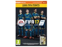 FIFA 17 2200 FUT Points - Prepaid Card