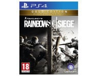 Tom Clancy's Rainbow Six Siege Gold Edition - PS4 Game