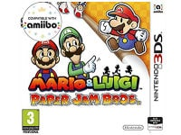 Mario & Luigi: Paper Jam Bros - 3DS/2DS Game