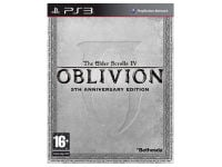 The Elder Scrolls IV: Oblivion 5th Anniversary Edition - PS3 Game