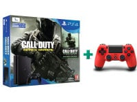 Sony PlayStation 4 - 1TB Slim D Chassis & Call of Duty: Infinite Warfare Legacy Edition & 2ο χειριστήριο (κόκκινο)