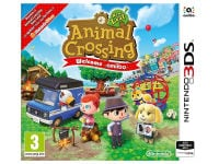 Animal Crossing: New Leaf Welcome Amiibo - 3DS/2DS Game