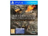 Air Conflicts Secret Wars Ultimate Edition - PS4 Game