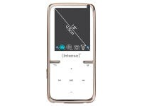 MP3 Player - Intenso 3717462 Video Scooter 1.8'' 8GB - Λευκό