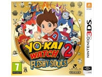 Yo-Kai Watch 2: Fleshy Souls - 3DS/2DS Game