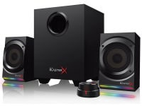 Ηχεία 2.1 Creative Sound BlasterX Kratos S5 - Μαύρα
