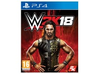 PS4 Used Game: WWE 2K18