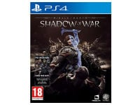 PS4 Used Game: Middle-Earth: Shadow of War
