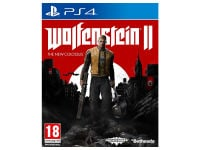 PS4 Used Game: Wolfenstein 2: The New Colossus