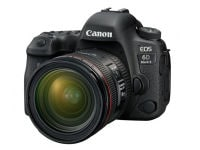 DSLR Canon EOS 6D Mark II & Φακός 24-70mm f4 L IS USM - Μαύρο