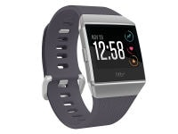 Smartwatch Fitbit Ionic Silver Γκρί