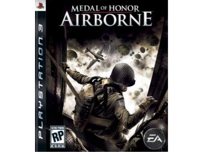 Medal of Honor Airborne PS3 Game gaming   παιχνίδια ανά κονσόλα   ps3