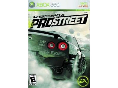 GC XBOX360 NEED FOR SPEED PROSTREET GR