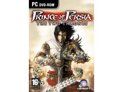 Prince of Persia - The Two Thrones - PC Game