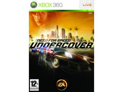 Need for Speed Undercover - Xbox 360 Game gaming   παιχνίδια ανά κονσόλα   xbox 360