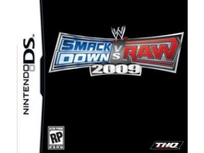 WWE Smackdown vs Raw 2009 - Nintendo DS