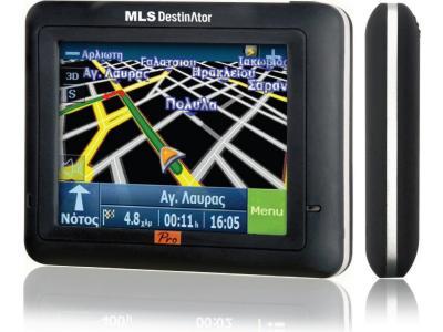 Mls Destinator A3860 Pro Dekths Aytokinhtoy Gps Me Xartes
