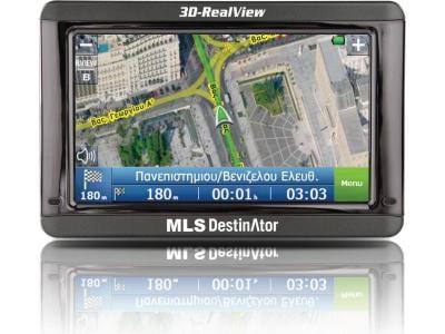 Mls Destinator 5000 Bt 3d Realview Dekths Aytokinhtoy Gps Me