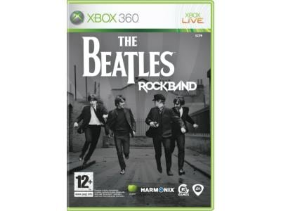 Rock Band The Beatles  - Xbox 360