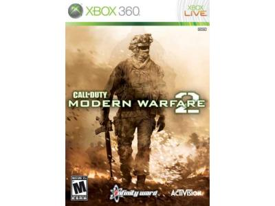 Call of Duty Modern Warfare 2 - Xbox 360 Game gaming   παιχνίδια ανά κονσόλα   xbox 360