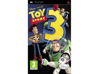 Toy Story 3 Games  - PSP Game