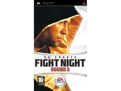 Fight Night Round 3 Essentials  - PSP Game