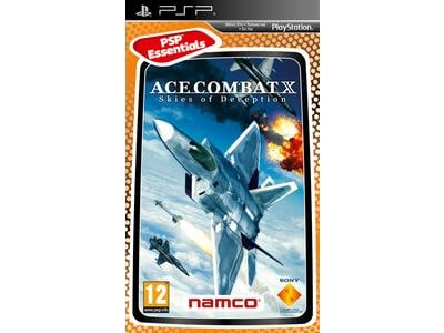 Ace Combat X Skies of Deception Essential  - PSP Game