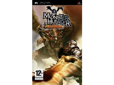 Μonster Hunter Freedom - PSP Game