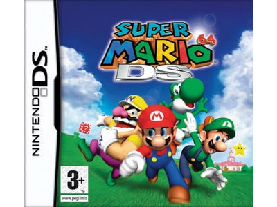 Super Mario 64 - DS Game