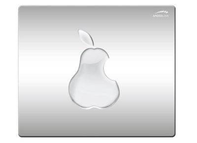 Mousepad Speedlink Silk Pear Γκρι