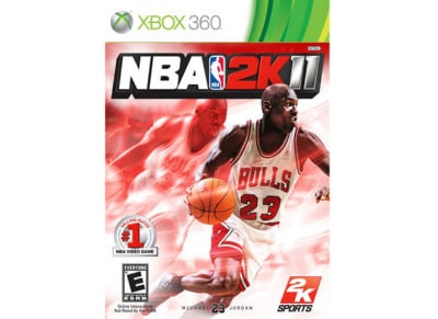 Xbox 360 Used Game: NBA 2K11 gaming   used games   xbox 360 used
