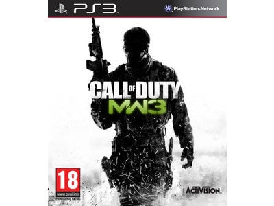 Call of Duty: Modern Warfare 3 – PS3 Game