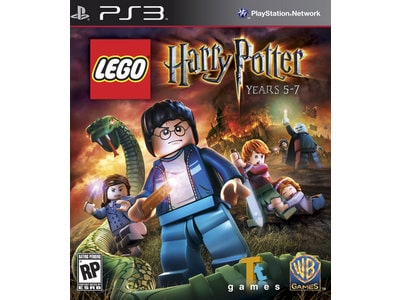 LEGO Harry Potter Years 5-7 – PS3 Game