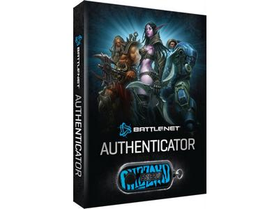 Battle.net Authenticator - Ασφάλεια Login