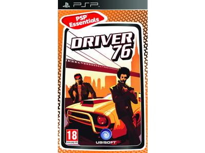 Driver 76 Essentials - PSP Game