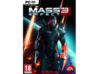 Mass Effect 3 - PC Game gaming   παιχνίδια ανά κονσόλα   pc