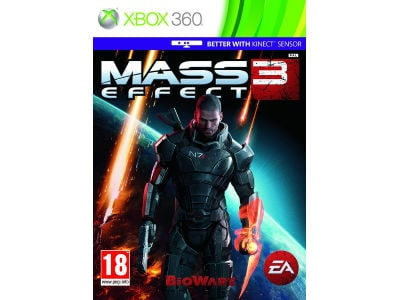 Used: Mass Effect 3 - Xbox 360