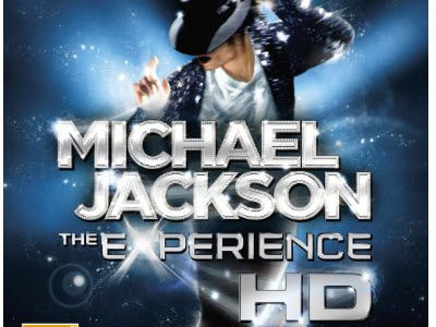 Michael Jackson The Experience - PS Vita Game