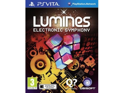 Lumines - PS Vita Game