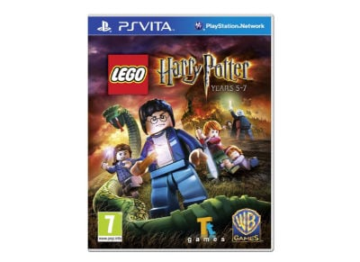 Used : Lego Harry Potter 5-7 - PS Vita gaming   used games   ps vita used