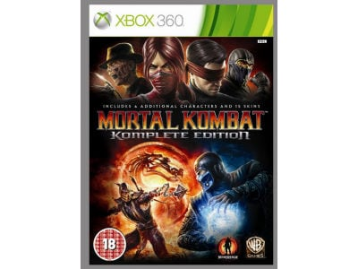 Mortal Kombat: GOTY - Komplete Edition - Xbox 360 Game gaming   παιχνίδια ανά κονσόλα   xbox 360