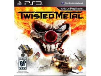 Twisted Metal – PS3 Game