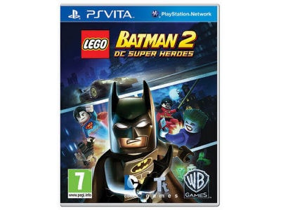 LEGO Batman 2: DC Superheroes - PS Vita Game