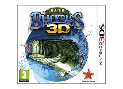 Super Black Bass - 3DS/2DS Game